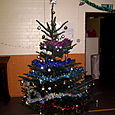 The Church Christmas Tree