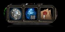 Necrotic runes