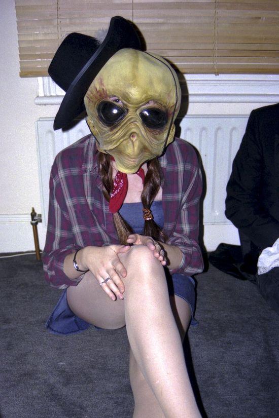 Aliengirl