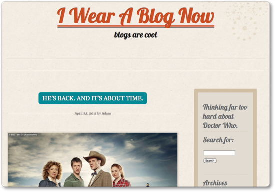 Blogsarecool