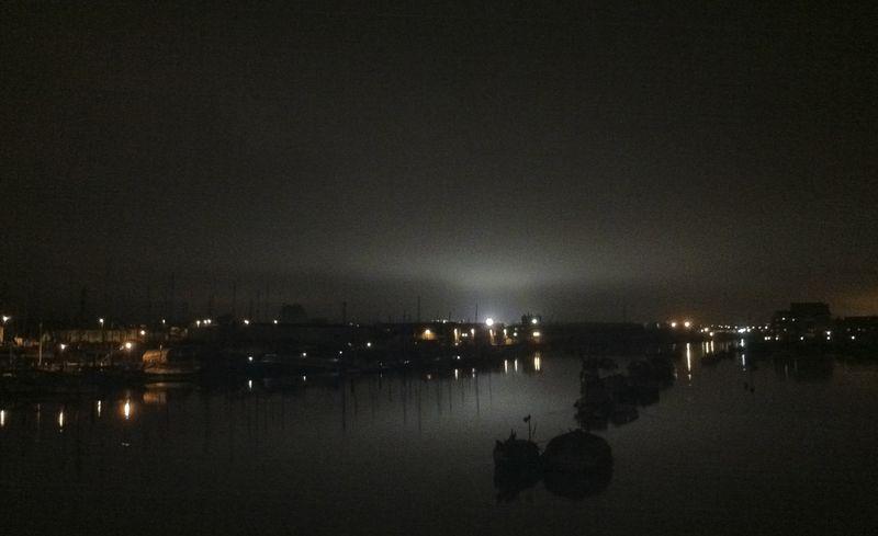 Adur by Night