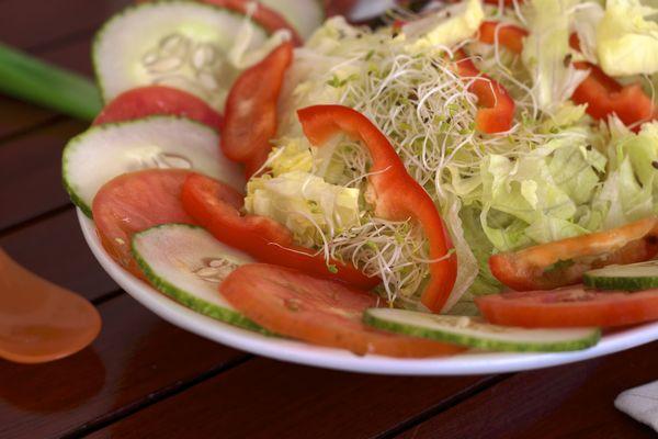 Bajan Salad