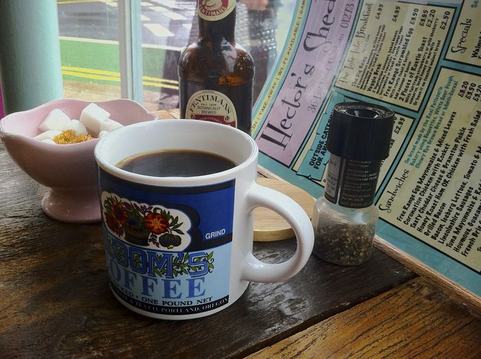 Hector's coffee