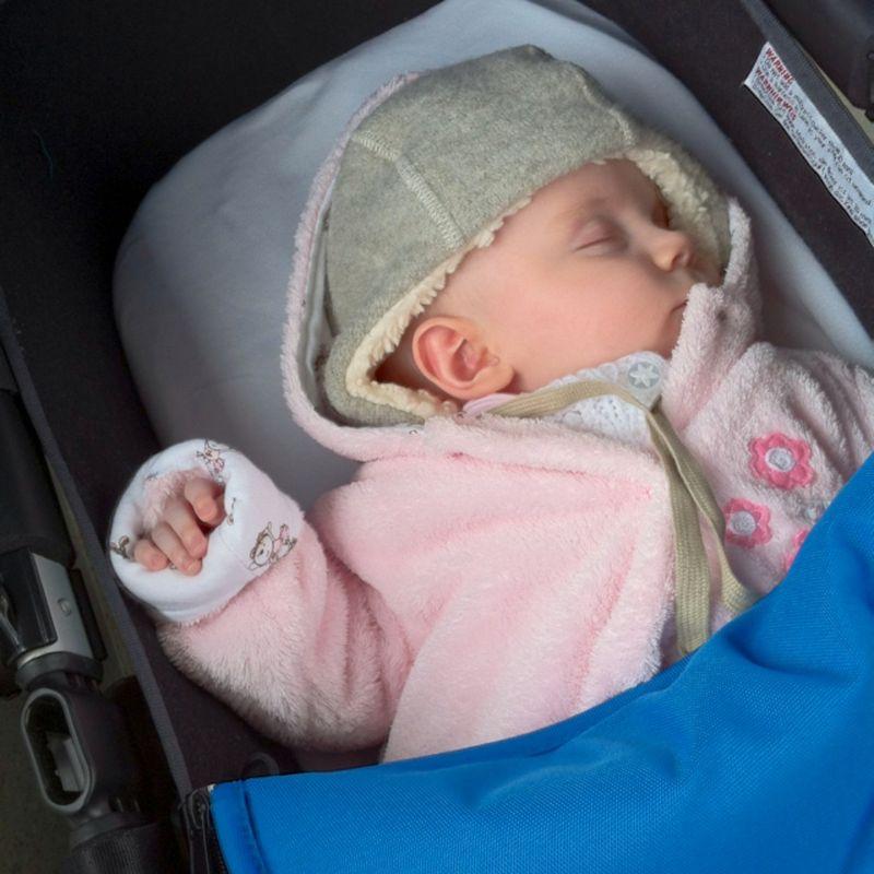Hazel-sleeps