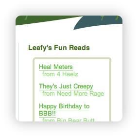 Leafysreadz
